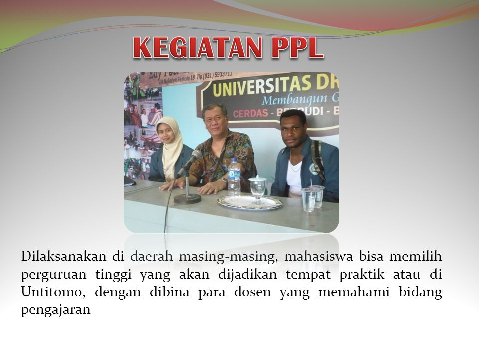 Dosen Pembina Dosen pembina di Prodi M.Pd PPS Unitomo (hampir semuanya para Asesor Sergur) berasal dari : Unesa (Universitas Negeri Surabaya) UNS (Sur