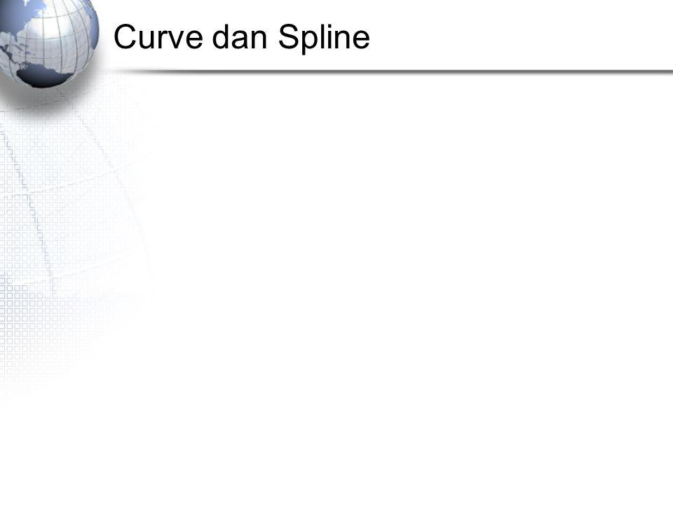 Curve dan Spline