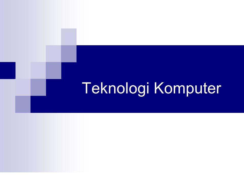 Panca Rahardiyanto, S.Kom Teknologi Komputer