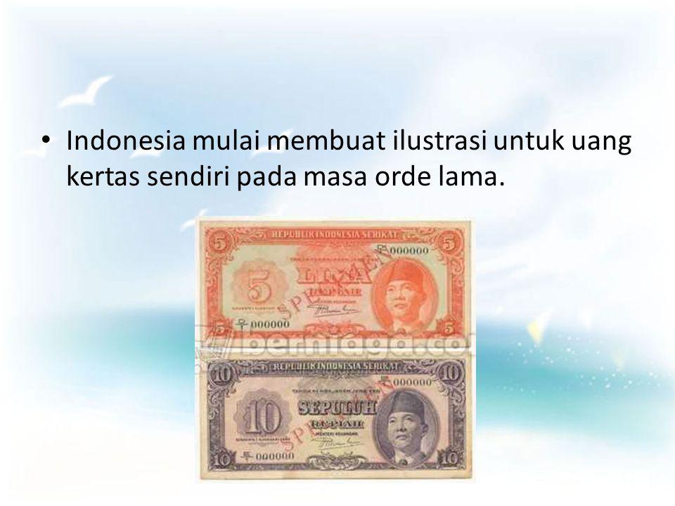 Sedangkan pada masa orde baru ilustrator Indonesia berkembang dengan pesat, terutama ilustasi buku-buku cerita maupun buku pengetahuan dari berbagai penerbitan