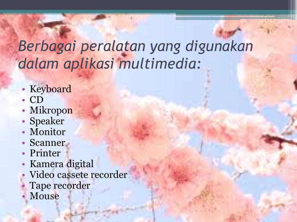Elemen – elemen Multimedia Sebagaimana tersirat dalam definisi multimedia didepan, elemen multimedia meliputi: Teks Suara Gambar statis Animasi Video