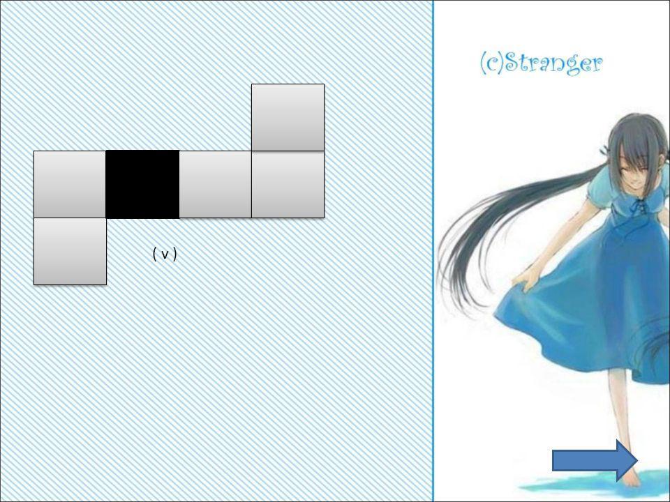 LATIHAN SOAL 1.Di antara gambar di bawah ini, manakah yang merupakan jaring – jaring kubus.