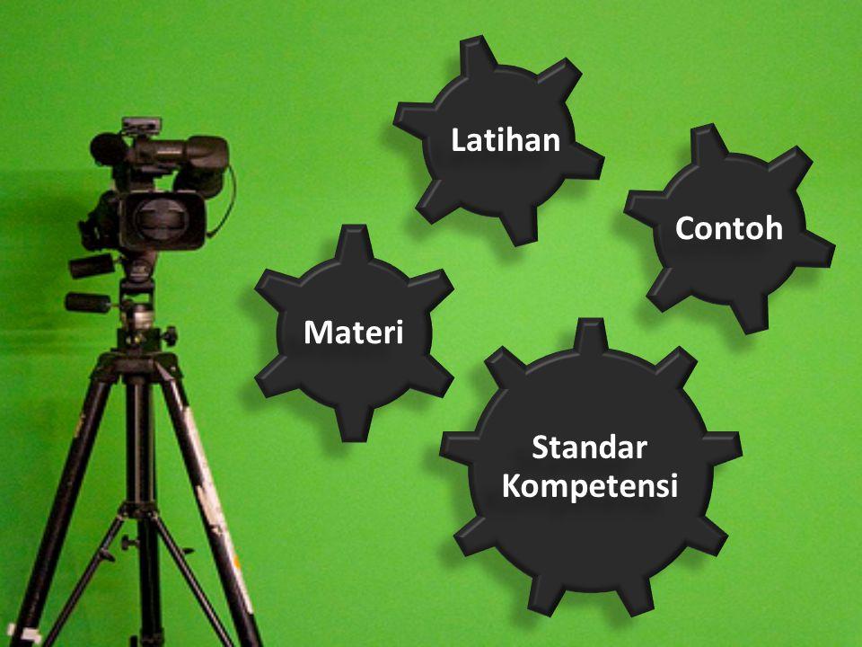 Standar Kompetensi Standar Kompetensi Materi Latihan Contoh