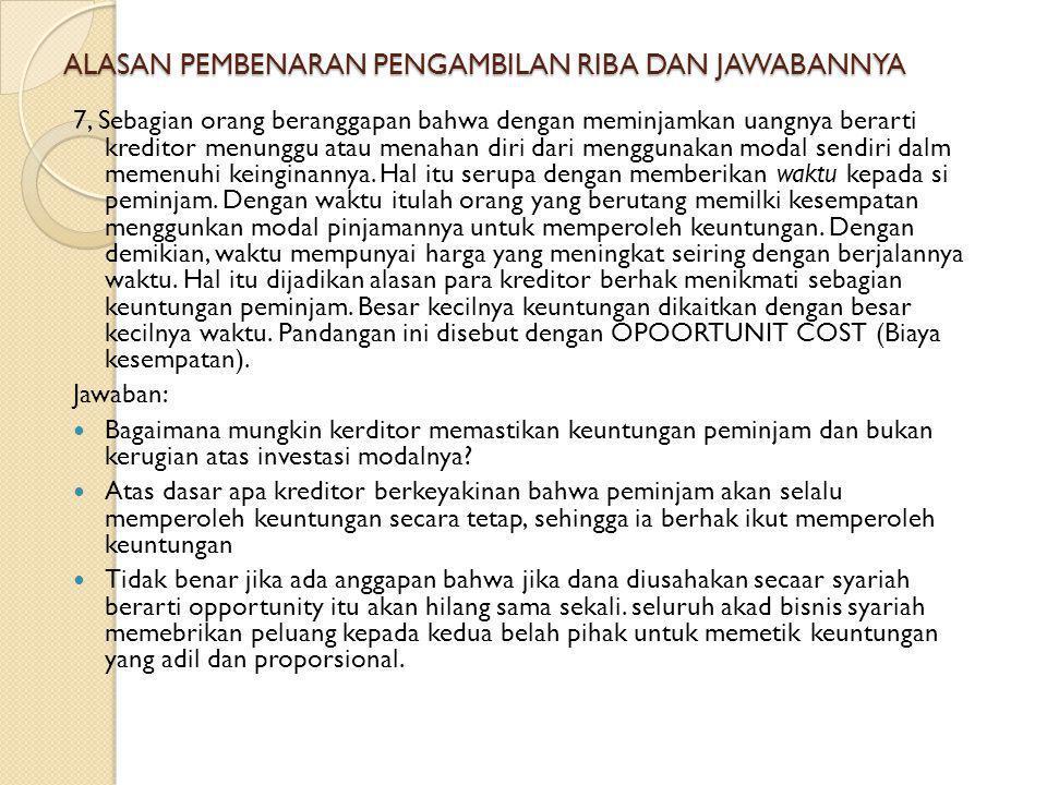 AGAMA ISLAM H. TIJANI MUHAMMAD K., Lc PERTEMUAN KELIMABELAS