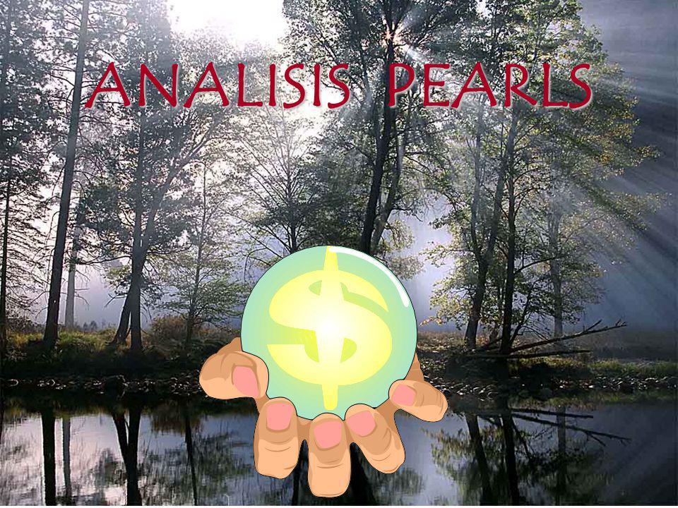 ANALISIS PEARLS