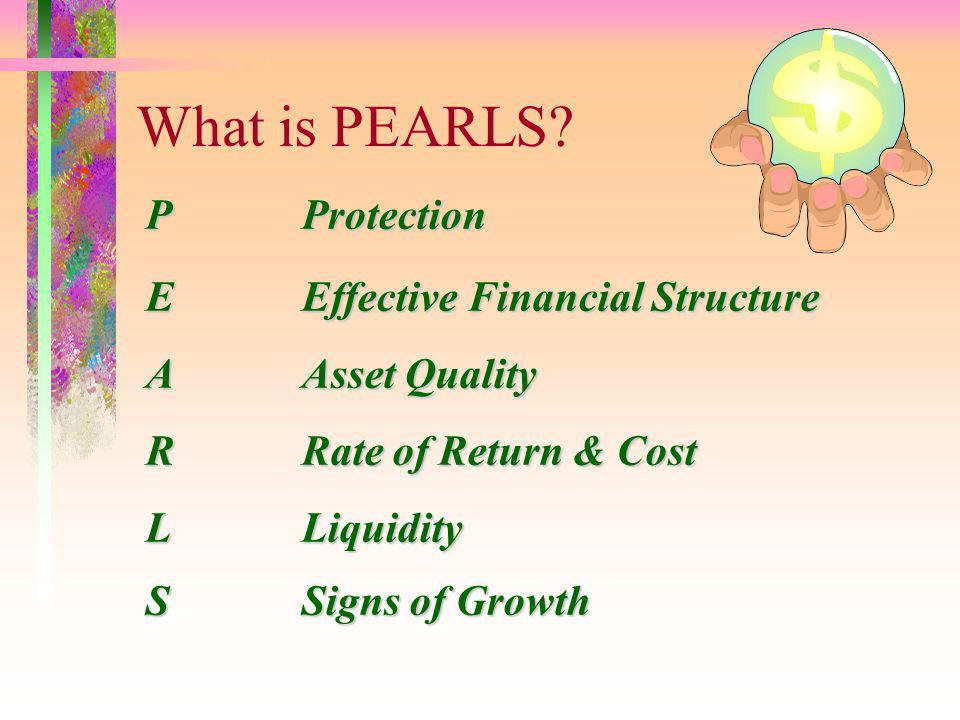 ANALISIS PEARLS