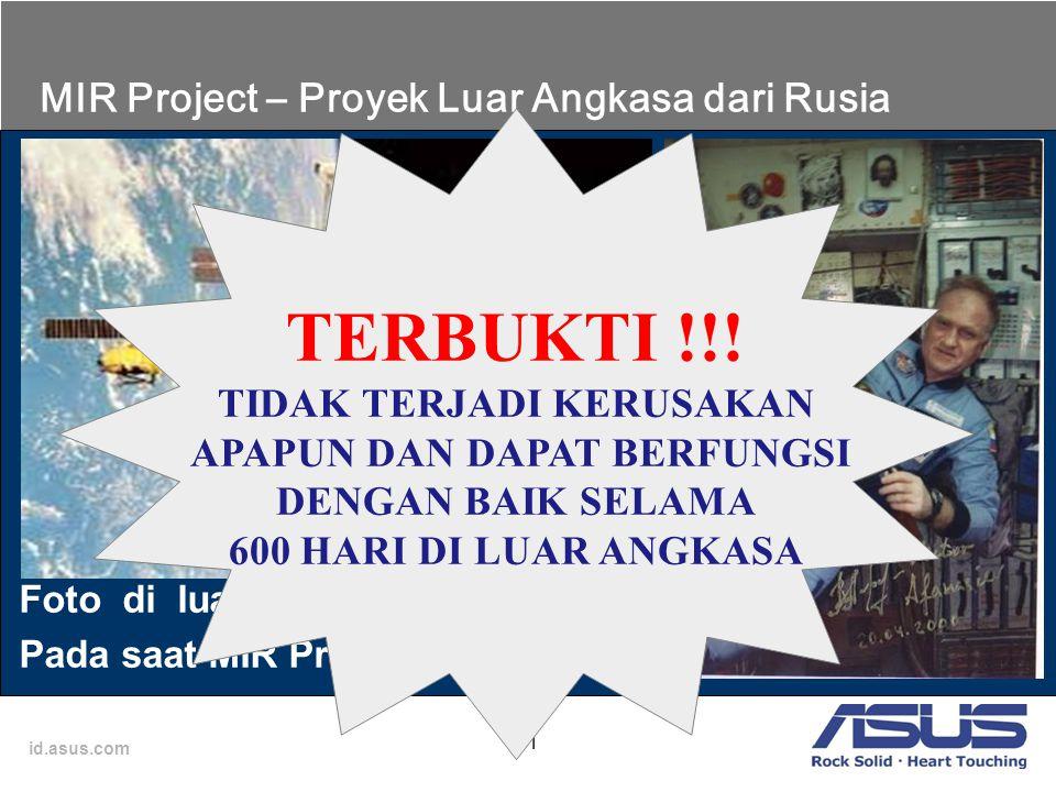 id.asus.com 11 Foto di luar angkasa yang diambil Pada saat MIR Project berlangsung MIR Project – Proyek Luar Angkasa dari Rusia TERBUKTI !!! TIDAK TER