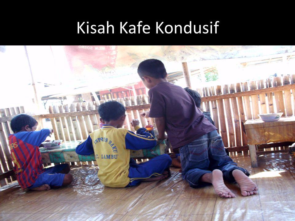 Kisah Kafe Kondusif