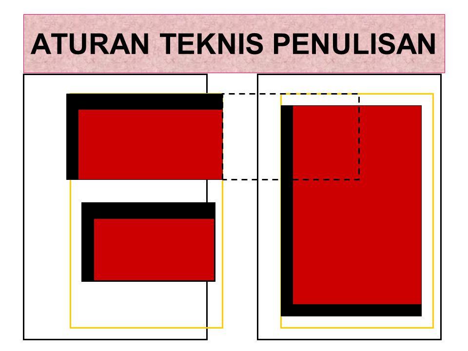5.Gambar a. Gambar harus ditempatkan sedekat mungkin dengan uraian yang terkait.