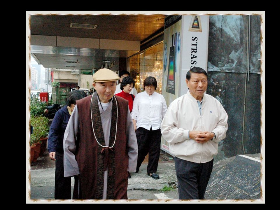 """Ada orang bertanya tentang resep panjang umurnya, Bhikkhu tua menjawab: """"Setiap hari satu mangkuk bubur sehat 10 macam biji-bijian"""". Bhikkhu tua Guo-l"""