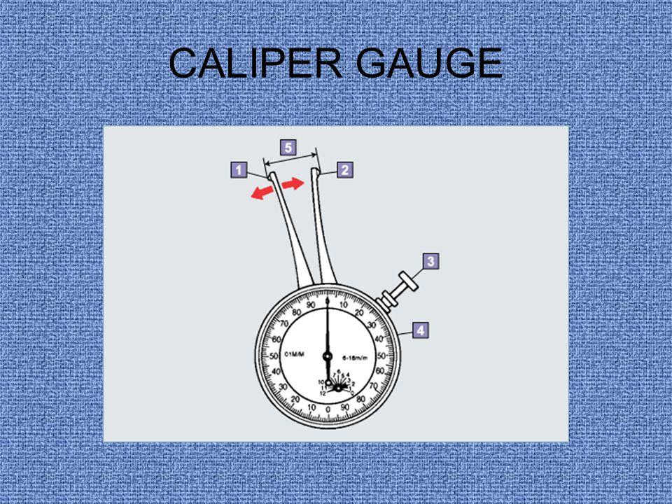 CALIPER GAUGE