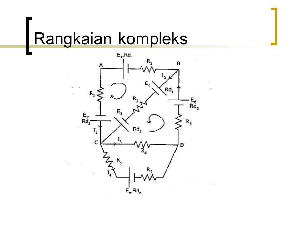 Rangkaian kompleks