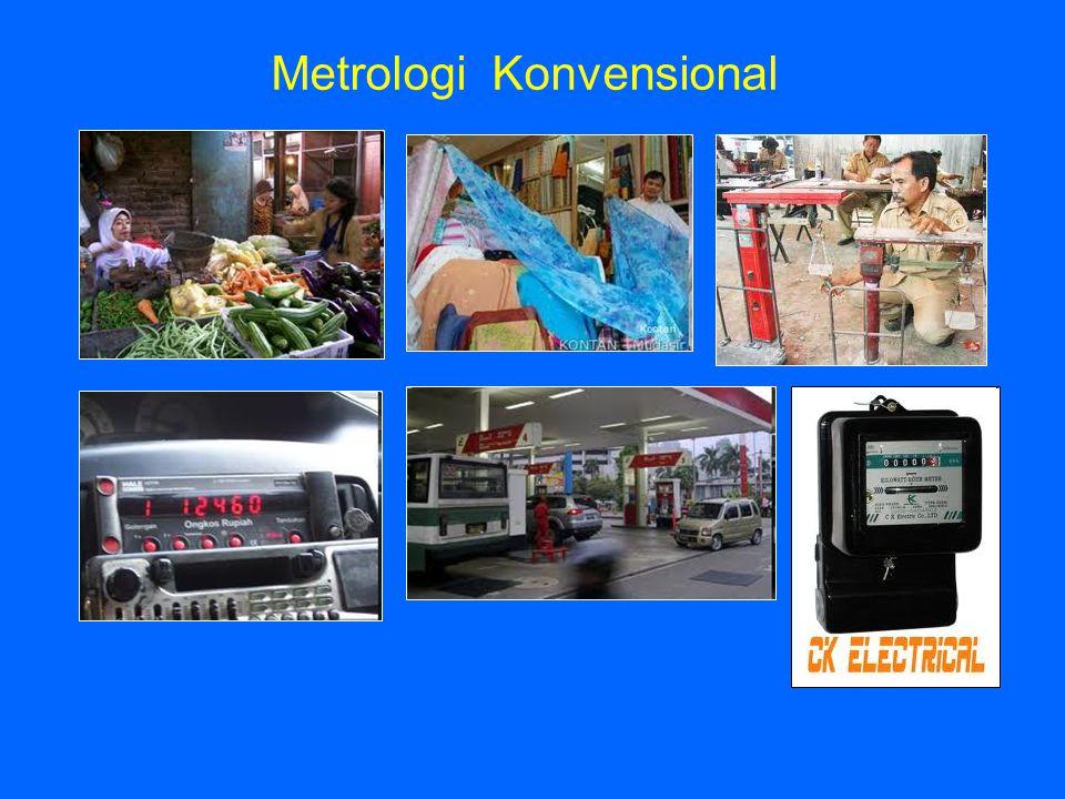Metrologi Konvensional
