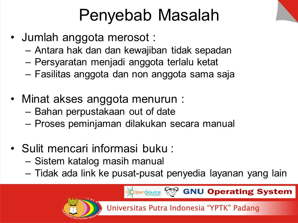 -Contoh - Analisa Persyaratan Sistem Berorientasi Data Sistem Informasi Perpustakaan UPI-YPTK Padang