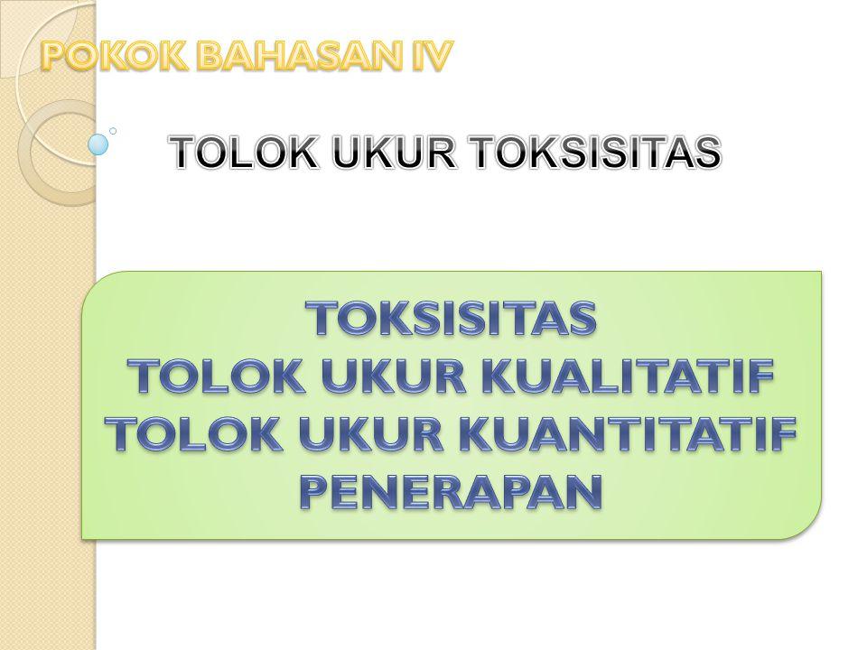 TOKSISITAS (KETOKSIKAN ) ZAT BERACUN SEL SASARAN INTERAKSI RESPON/ REAKSI EFEK TOKSIK/ LUKA BERAPA KEKUATANNYA .