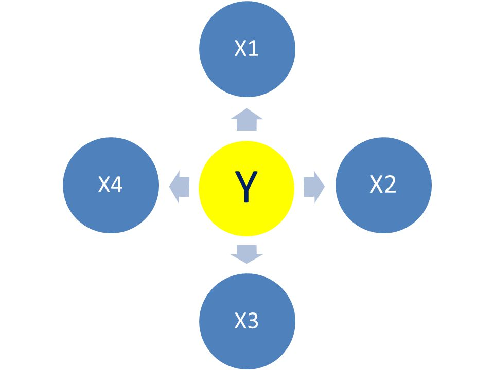 Y X1 X2 X3X4