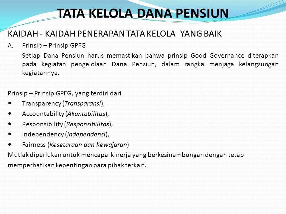 DEWA PENGAWAS - DPPK PERSYARATAN DEWAN PENGAWAS – DPPK 1.