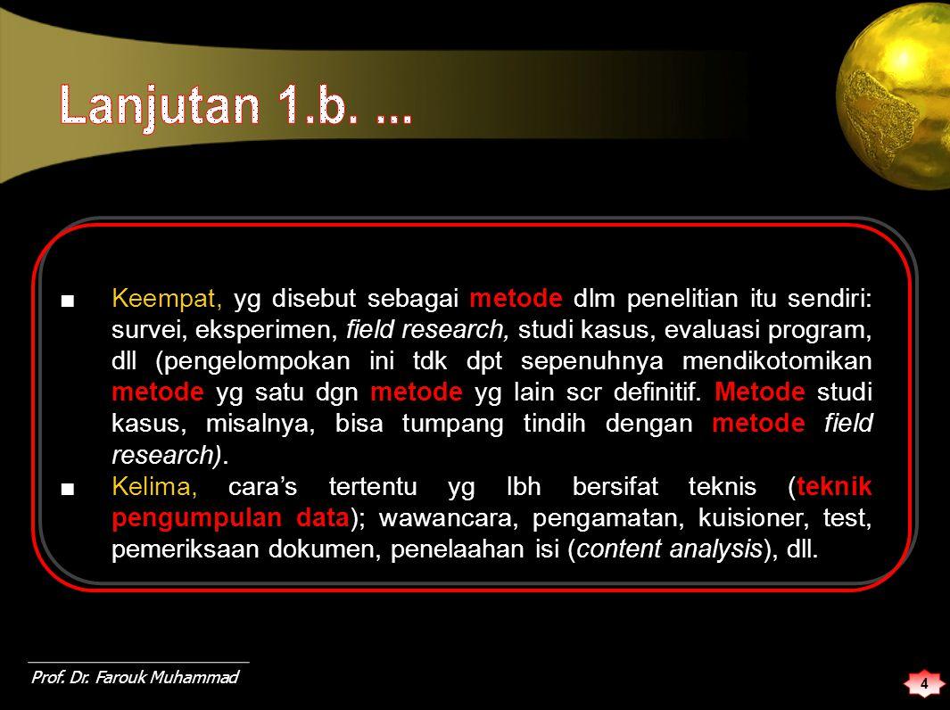 (4) Efektivitas Tindakan Atas Gar.