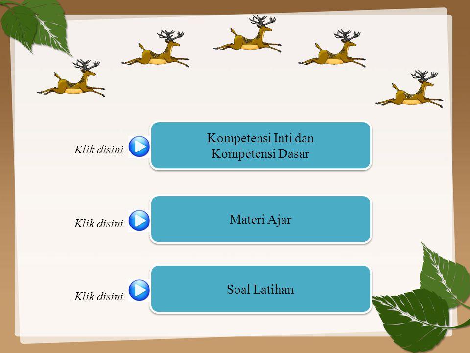 Ya, kamu benar sekali...Metamorfosis tidak sempurna tidak hanya terjadi pada hewan kecoa.