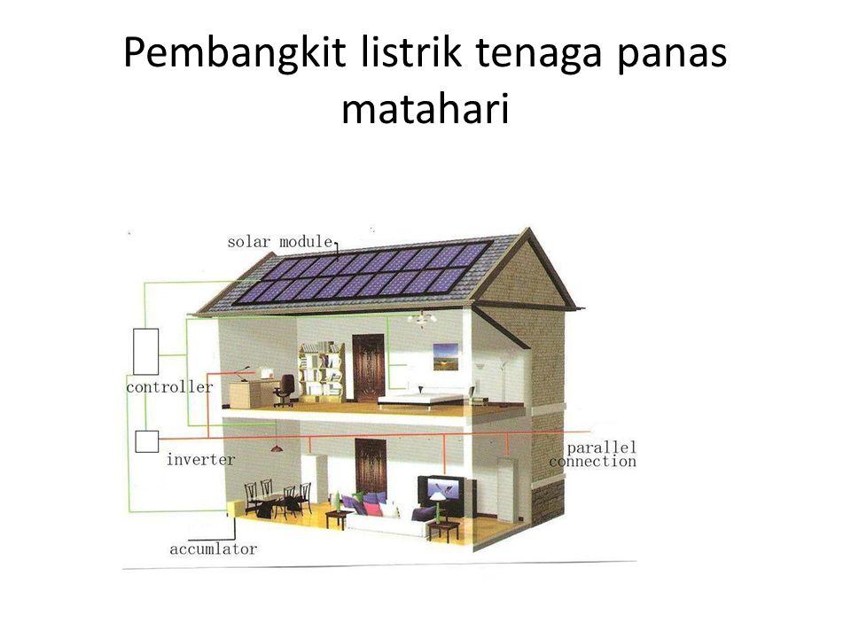 Pembangkit listrik tenaga panas matahari