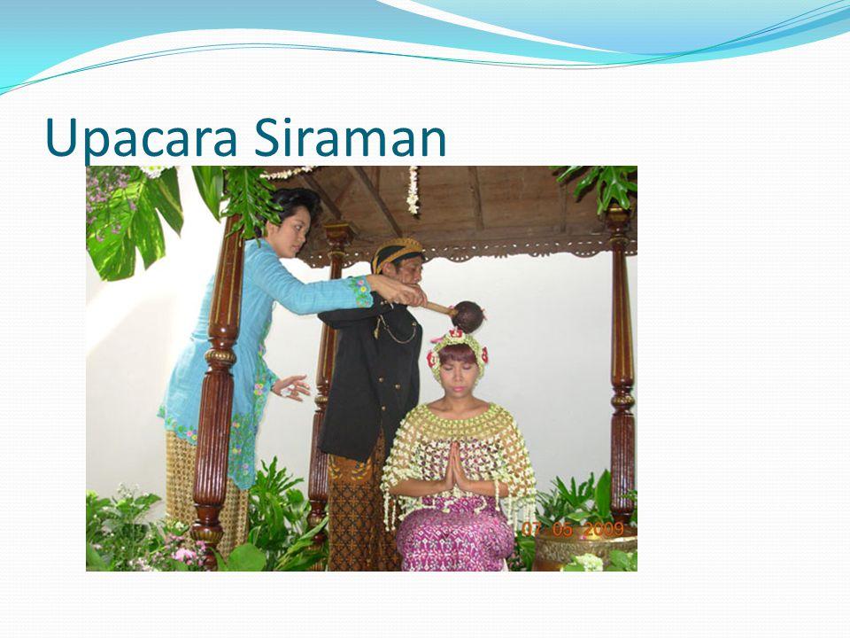 Upacara Siraman