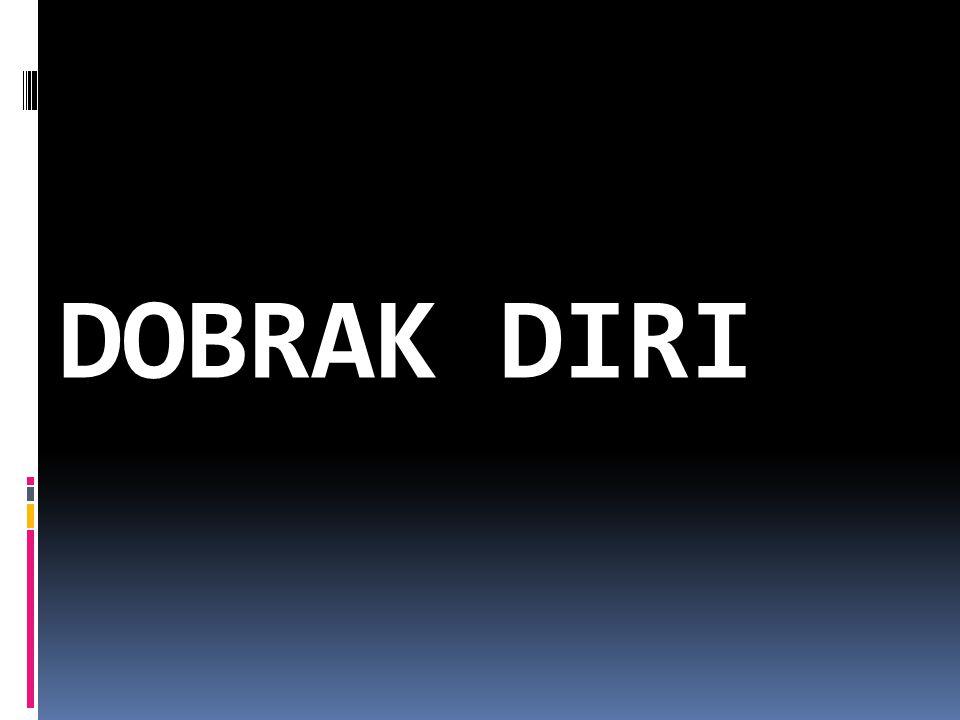 DOBRAK DIRI