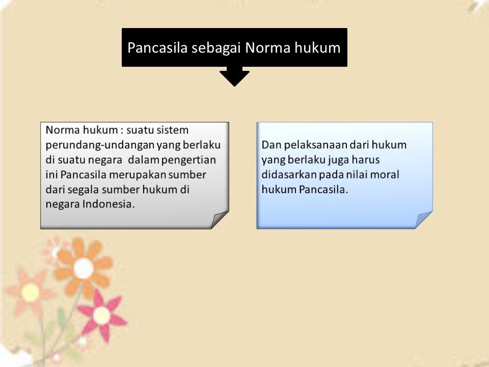 Moral Politik Pancasila Politik : kegiatan yang menyangkut proses penentuan tujuan dari sistem (negara) dan diikuti dengan pelaksanaan kegiatan untuk mencapai tujuan tersebut.