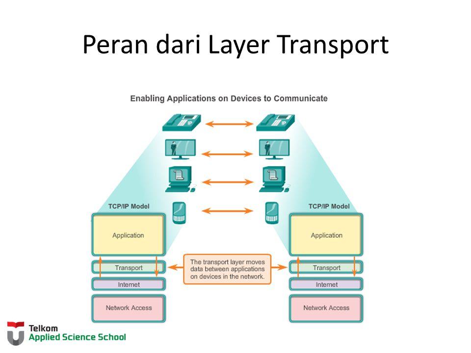 Peran dari Layer Transport