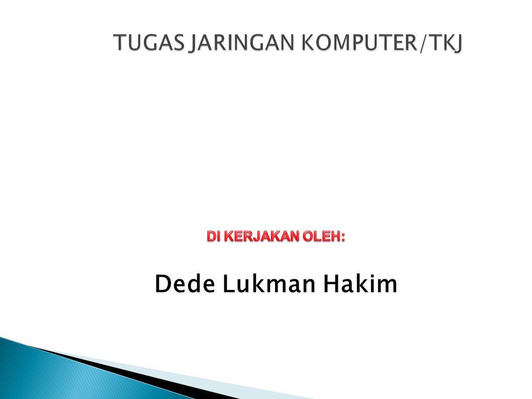 Dede Lukman Hakim