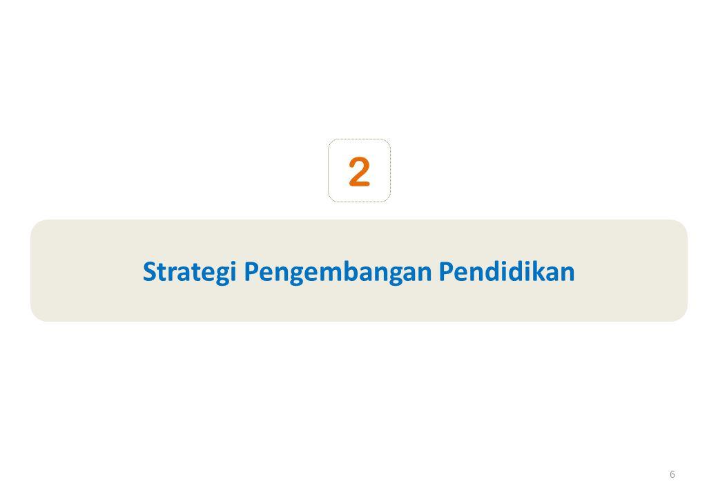 6 Strategi Pengembangan Pendidikan 2