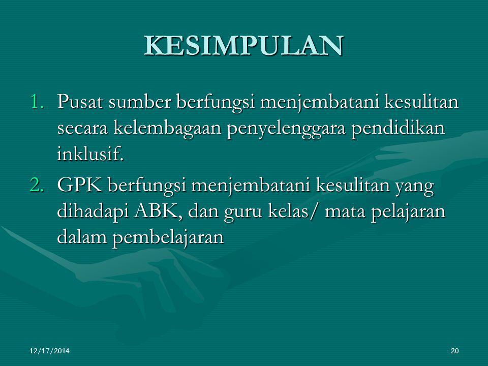 8. Tugas administrasi khsus Administrasi khusus adalah segala kegiatan administrasi yang diperlukan bagi ABK dan yang tidak termasuk ke dalam administ