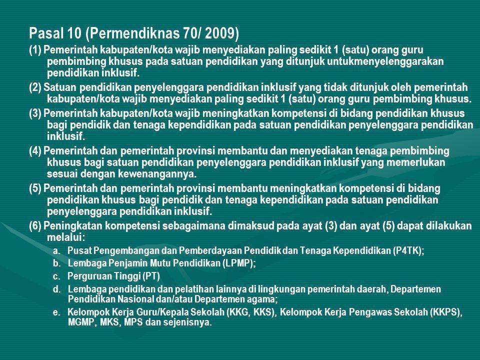 12/17/20144 KONSEKUENSI NOBENTUKKELEMAHANKEUNTUNGAN 1SDLB/ SLB sebagai pusat sumber 1.tidak semua daerah memiliki SDLB/ SLB yang berdekatan dengan SPP