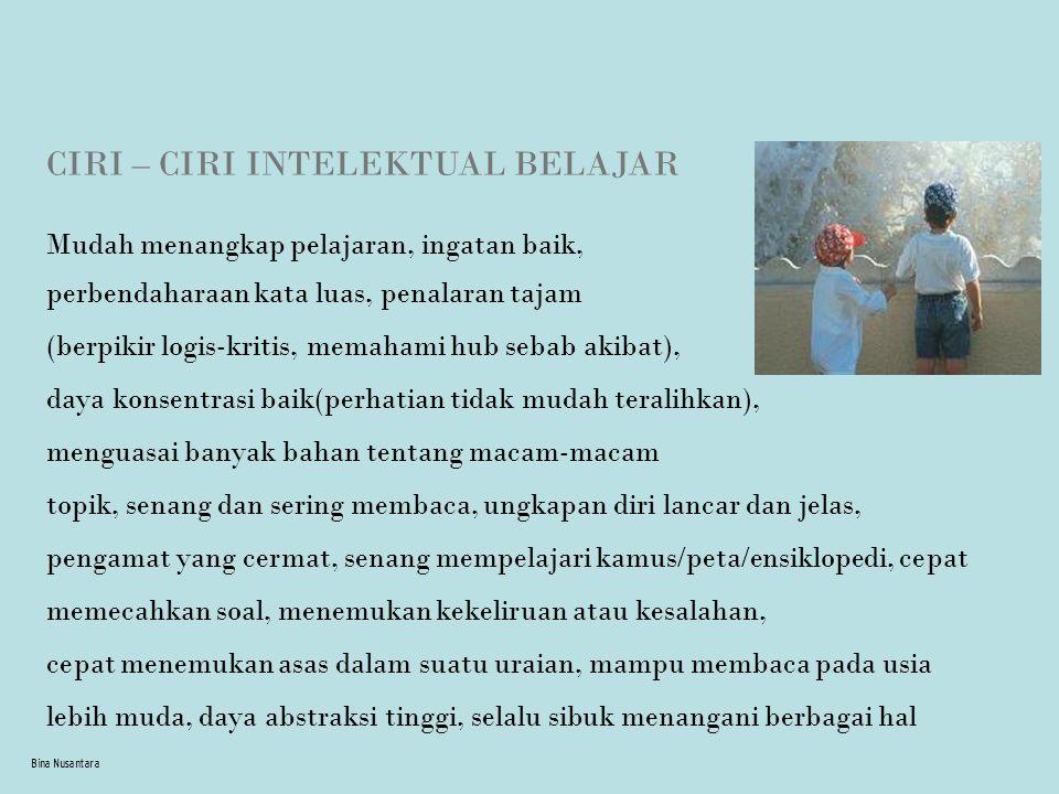 Bina Nusantara 3.