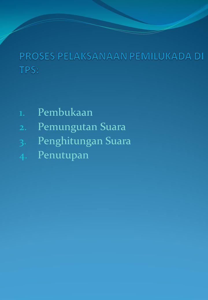 Sumber: UU No. 15/2011 dan buku panduan KPPS