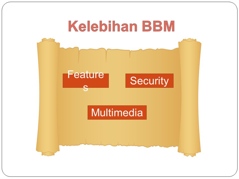 Security Multimedia Feature s