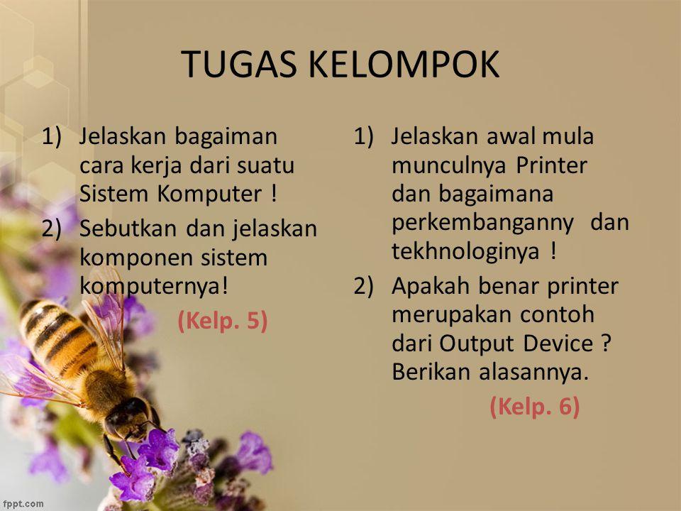 TUGAS KELOMPOK 1)Sebutkan dan jelaskan mengenai bahasa Pemograman beserta contohnya .