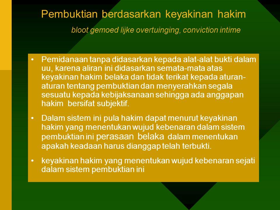 Pasal 181 RKUHAP (1) Keterangan terdakwa sebagaimana dimaksud dalam Pasal 177 ayat (1) huruf f adalah segala hal yang dinyatakan oleh terdakwa di dalam sidang pengadilan tentang perbuatan yang dilakukan atau diketahui sendiri atau dialami sendiri.