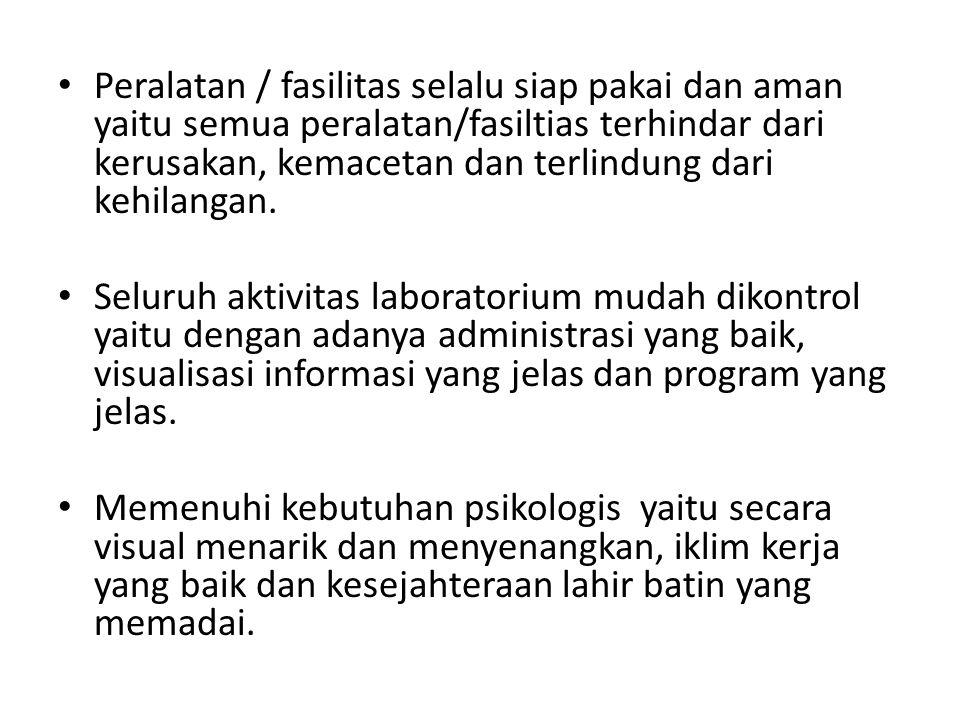 Contoh Penataan Lab. 37