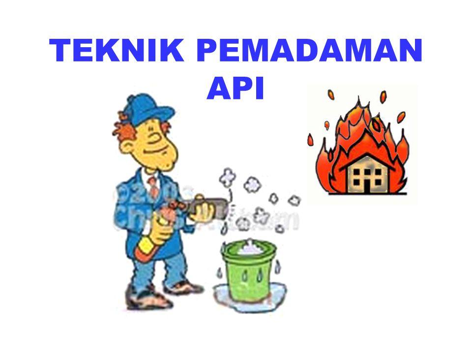 TEKNIK PEMADAMAN API