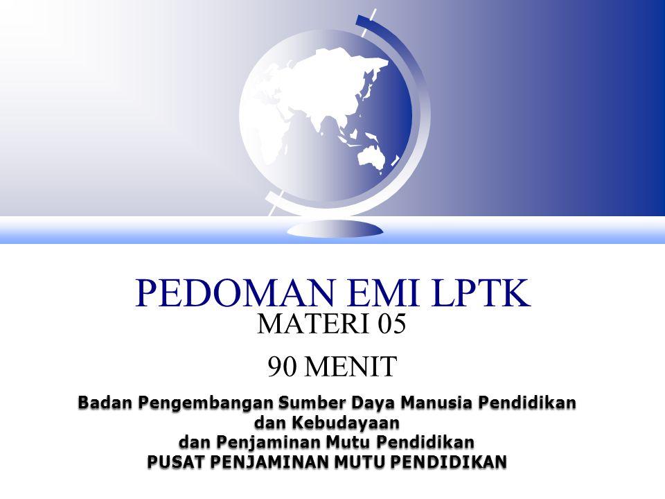 PEDOMAN EMI LPTK MATERI 05 90 MENIT