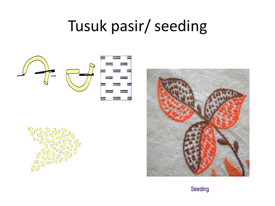 Tusuk pasir/ seeding