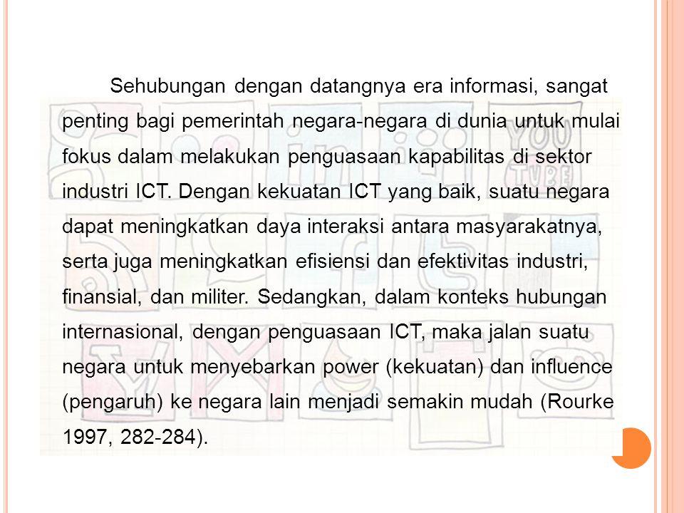 ICT in Education adalah kependekan dari Information Communication Technologies yang digunakan dalam dunia pendidikan.