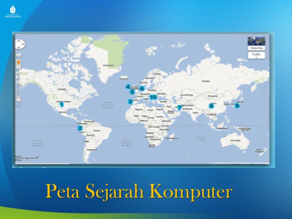 Peta Sejarah Komputer