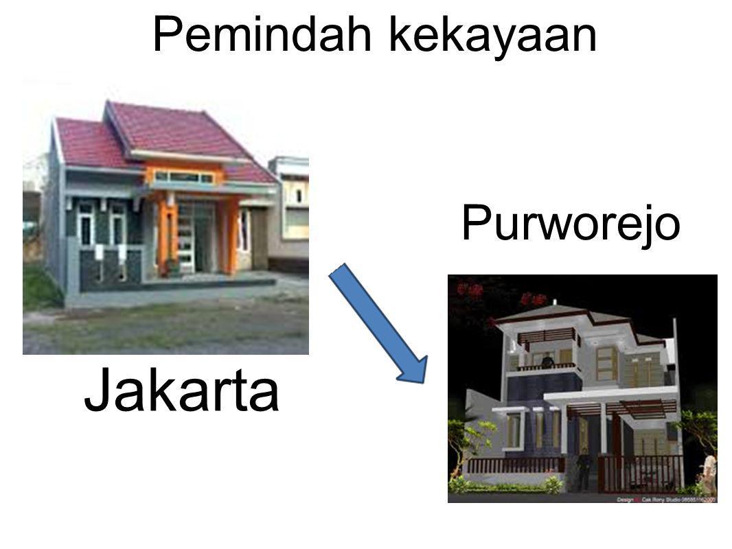 Pemindah kekayaan Jakarta Purworejo