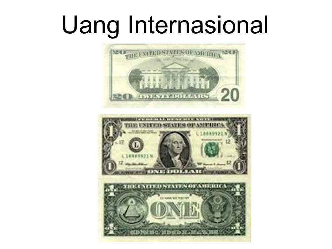 Uang Internasional