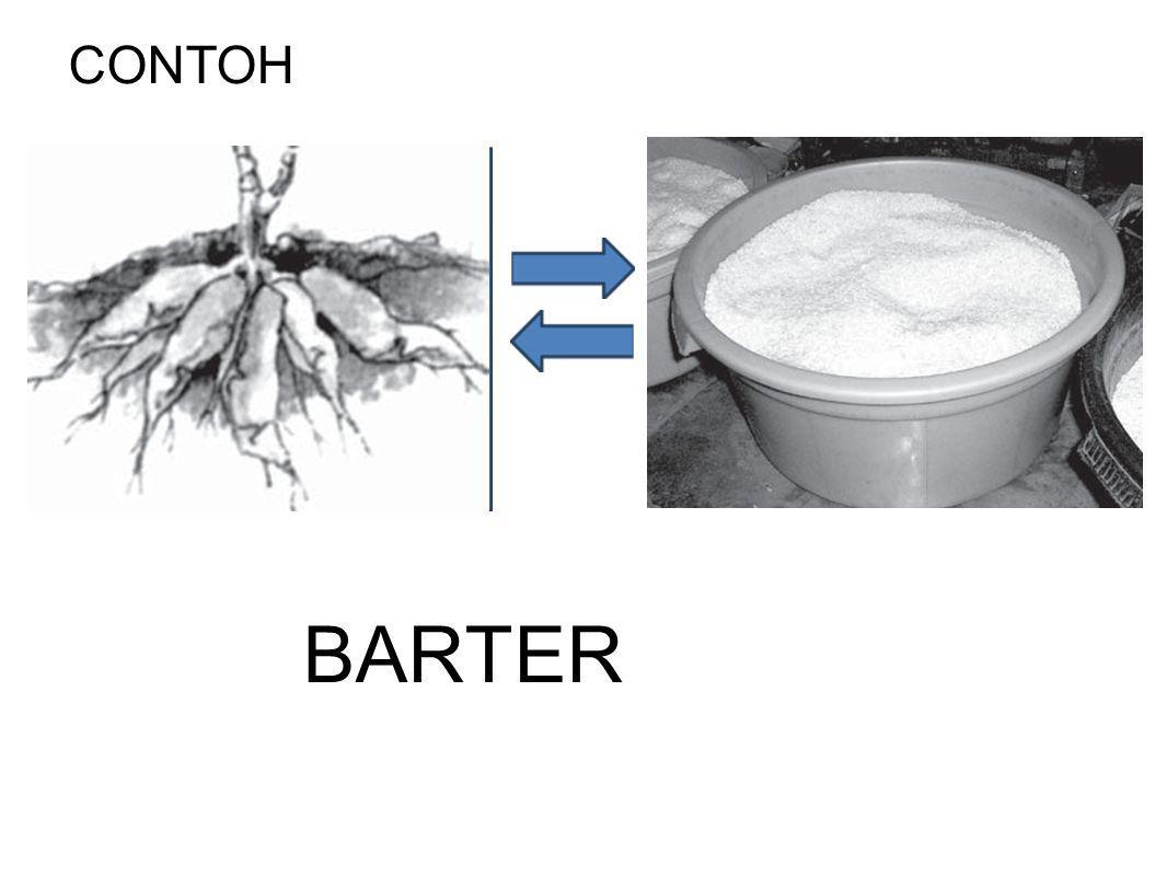 CONTOH BARTER