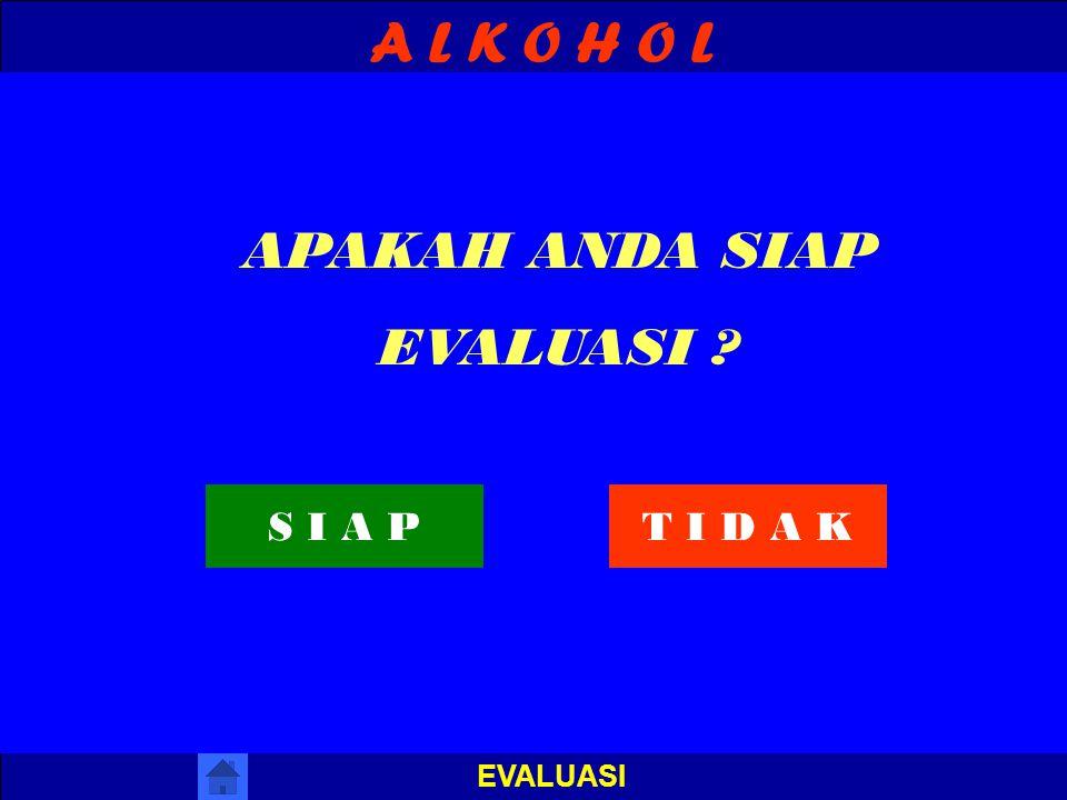 A L K O H O L REAKSI-REAKSI ALKOHOL REAKSI - ALKOHOL 1.Reaksi Oksidasi CH3-CH2-OH + KMnO4  CH3-CHO + H2O 2.
