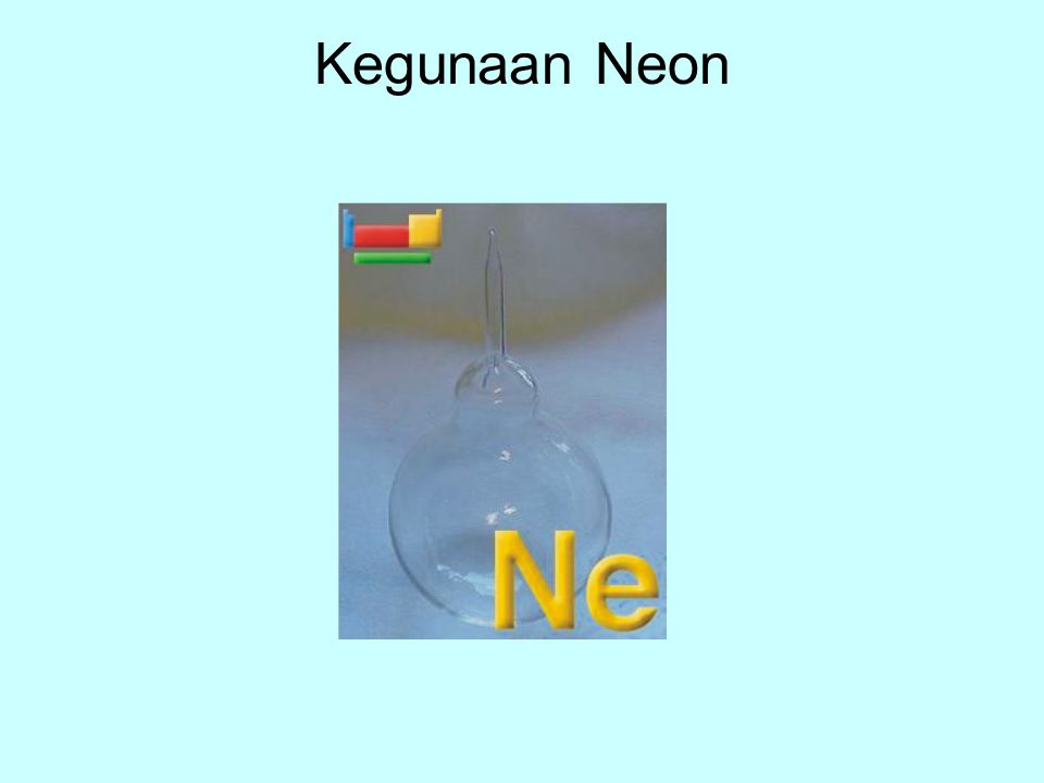 Kegunaan Argon pengisi pada celah antar kaca Campuran untuk lampu neon