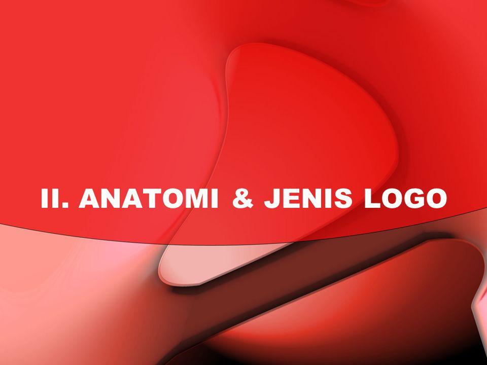 II. ANATOMI & JENIS LOGO