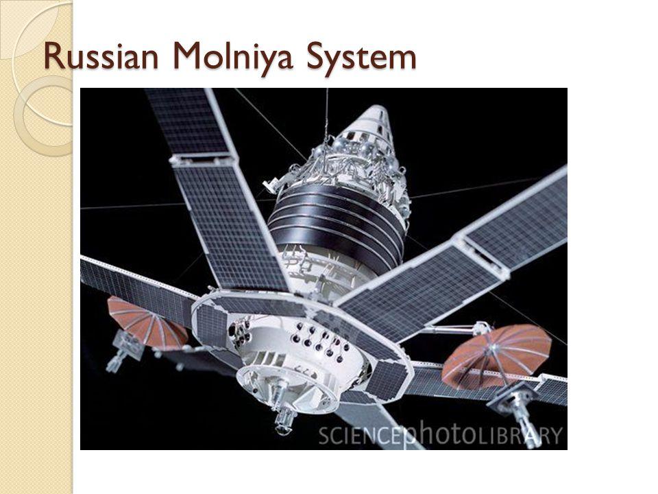 Russian Molniya System